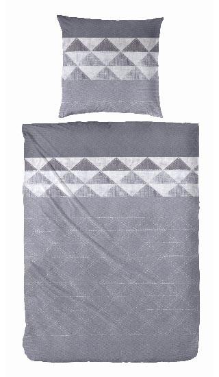 Grafisches Element - Silber - Grau