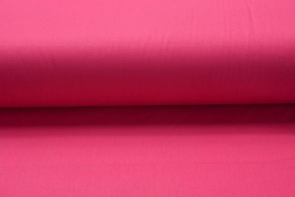 Baumwolle Uni - Pink - 240 cm breit - 8,00 € / 1 Meter