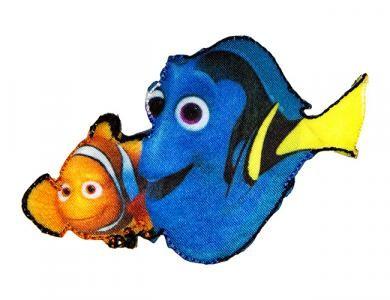 Findet Dorie und Nemo