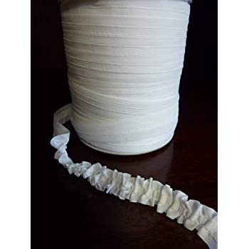 Schienenband 21 mm weiß