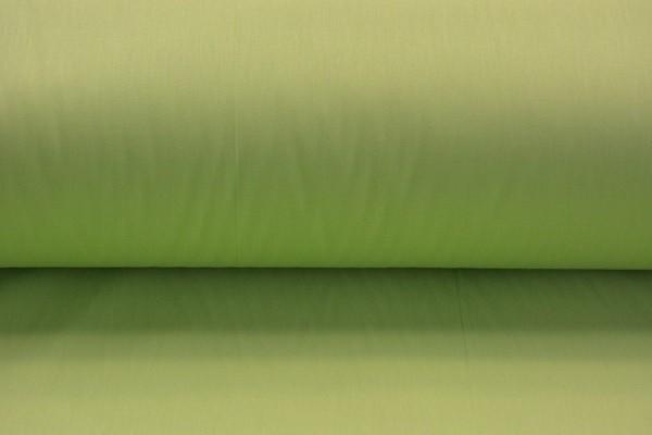Baumwolle Uni - Apfelgrün - 240 cm breit - 8,00 € / 1 Meter