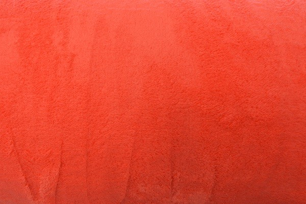 Wellsoft-Fleece - Rot - 5,95 € / 1 Meter