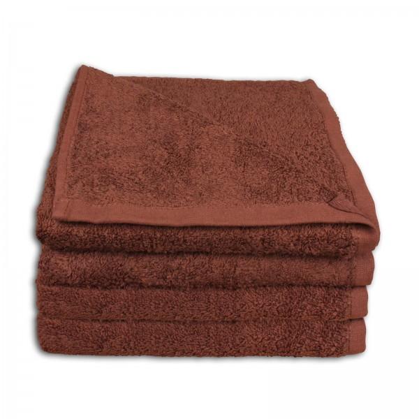 Handtuch - Schoko