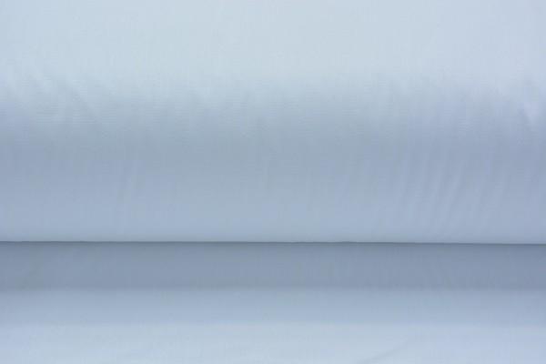 Baumwolle Uni - Weiß - 240 cm breit - 8,00 € / 1 Meter