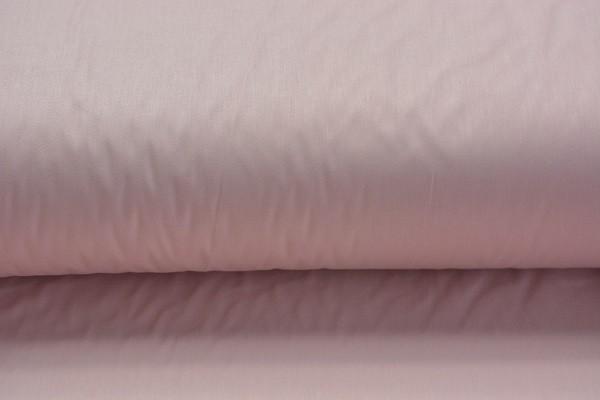 Baumwolle Uni - Rosa - 240 cm breit - 8,00 € / 1 Meter
