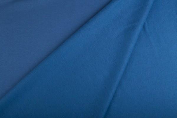 Sommersweat - Basic - Blau