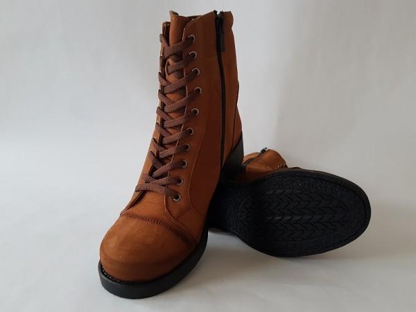 Vennex Damen Boots - Braun