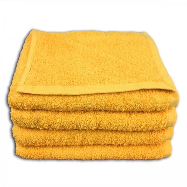 Handtuch - Goldgelb