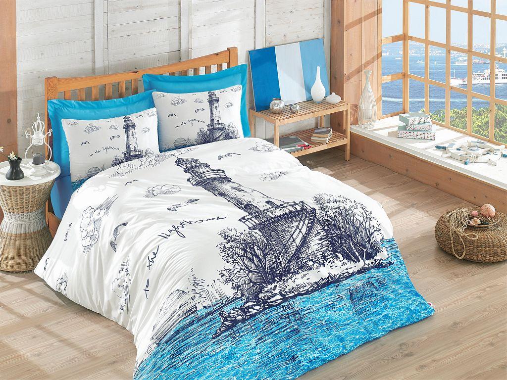 v home premium renforc bettw sche maritime leuchtturm vennex textilland gmbh. Black Bedroom Furniture Sets. Home Design Ideas