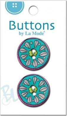 Button La Mode - 25mm