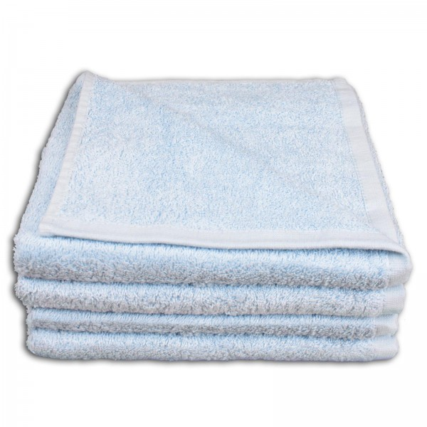 Handtuch - Eisblau