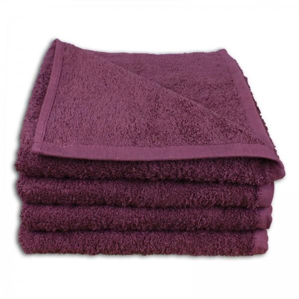 Handtuch - Aubergine
