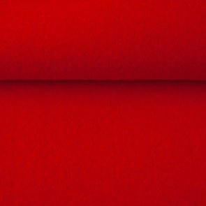 Filz - Rot - 3 mm